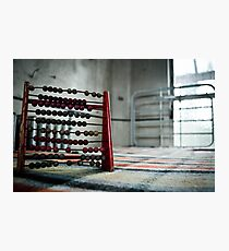 Abacus ~ St Gerard's  Photographic Print