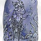 Inktober #4 Spriggan by Leigh Ann Gagnon