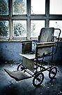 The Wheelchair ~ St Gerard's  by Josephine Pugh