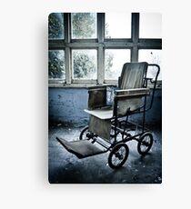 The Wheelchair ~ St Gerard's  Canvas Print