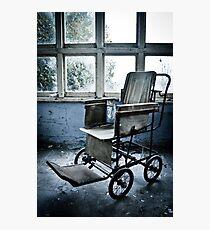 The Wheelchair ~ St Gerard's  Photographic Print