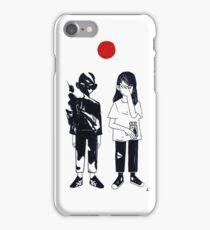 apparition  iPhone Case/Skin