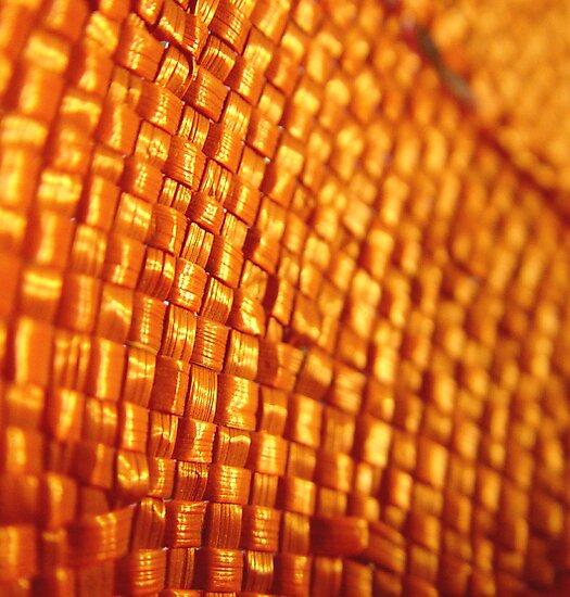 Orange Weave by Guatemwc