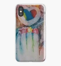 Reach for the Rainbow iPhone Case/Skin