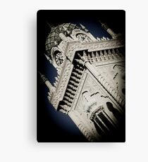 Main Tower, Forum Theatre Canvas Print