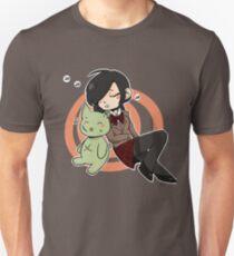 Yonaka and Defect Mogeko Unisex T-Shirt