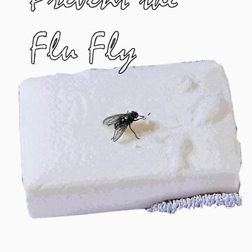 Prevent the Flu Fly by lindabeth