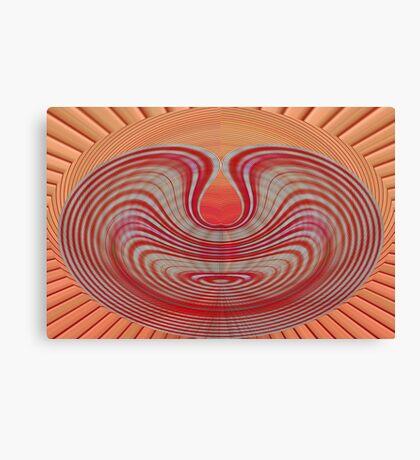 The Sun's Foundation Canvas Print