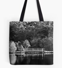 Down by the Pond Tote Bag