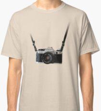 Amazing Hanging Canon Camera - AE1 Program! Classic T-Shirt