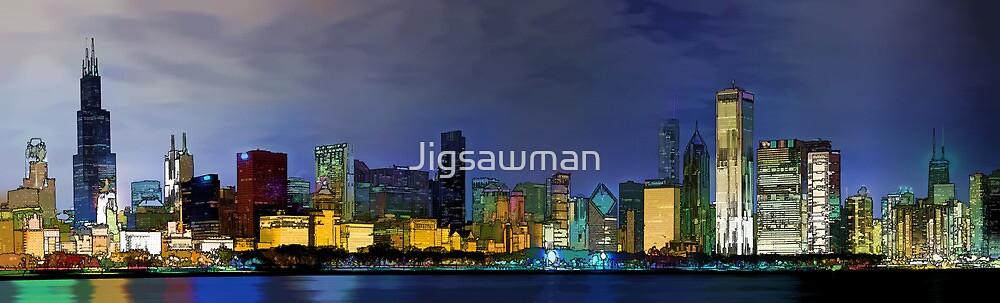 Chi-Town by Jigsawman