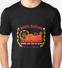 Pacific Playland- Zombie Free Unisex T-Shirt
