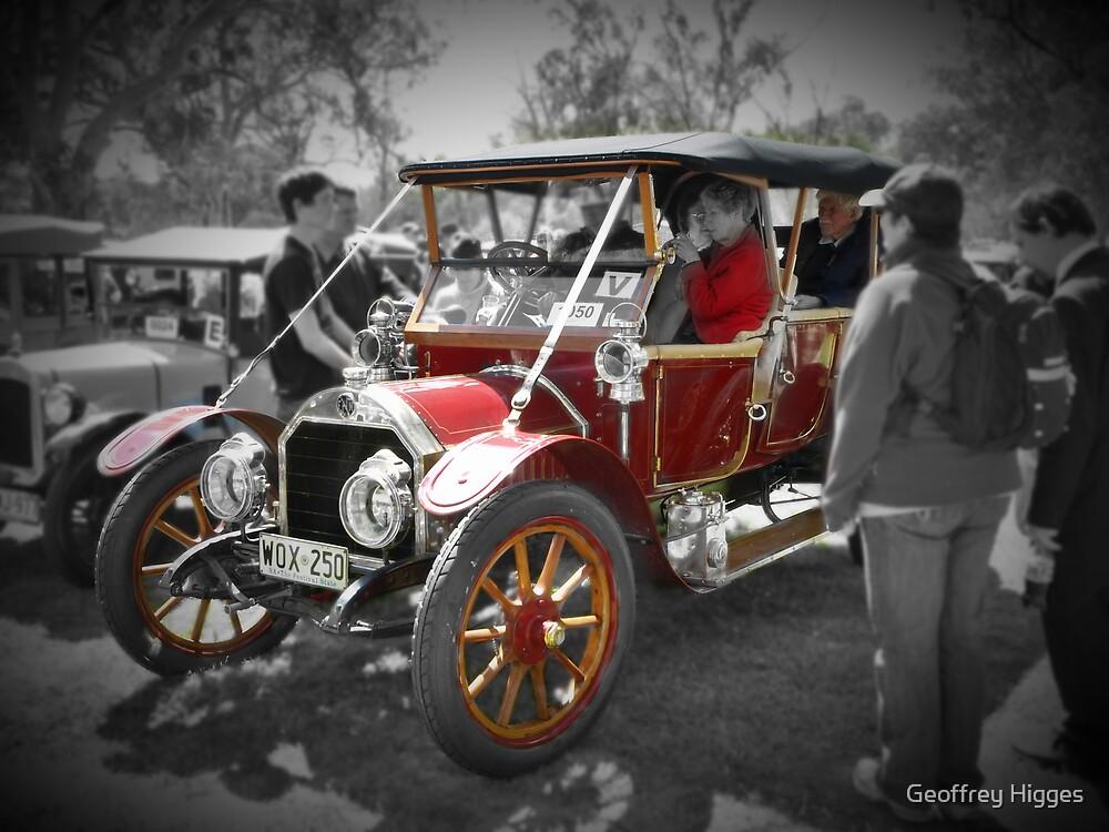 FN 20HP 1910 by Geoffrey Higges
