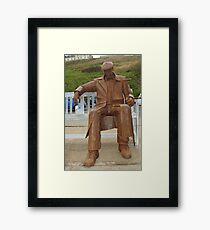 Freddie Gilroy Framed Print