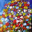 Flowers by Lusy Rozumna