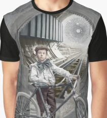 Boy on the Threshold Graphic T-Shirt