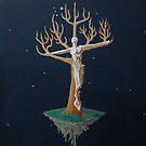 Crucifix by Steve Hester