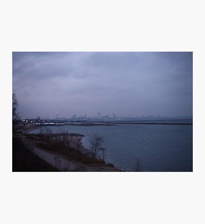 Milwaukee Skyline  Photographic Print