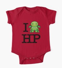 I Love HP Lovecraft - Cthulhu Kids Clothes