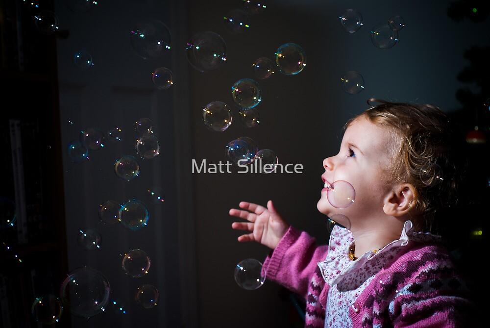 Oh the Bubbles by Matt Sillence