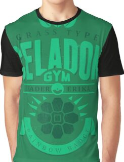 Celadon Gym Graphic T-Shirt