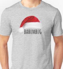 Bahumbug (Santa Hat) T-Shirt