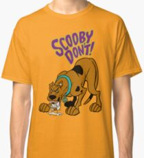 Scooby Don't! Classic T-Shirt