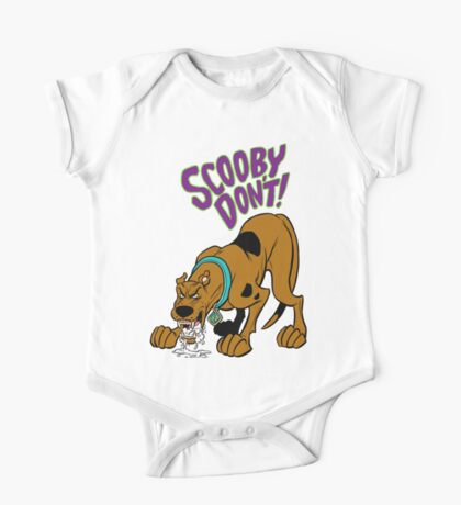 Scooby Don't! Kids Clothes