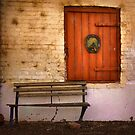 Stable door ~ The Brewery, Goulburn NSW by Rosalie Dale