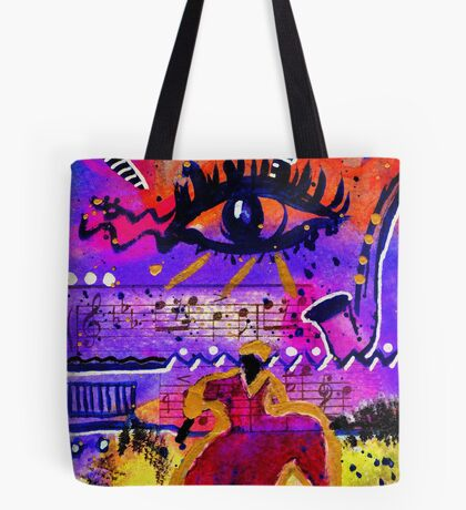 SOUL Music Tote Bag