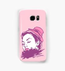 Feather Boa Samsung Galaxy Case/Skin