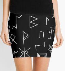 Runes Of Mystery Mini Skirt