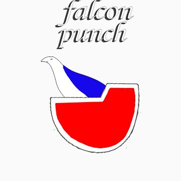Falcon Punch by Drew1230