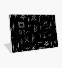 Runes Of Mystery Laptop Skin
