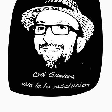 Crai Guevara by cmjm