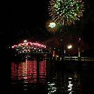 Sydney NYE 2012 Fireworks by Suze Chalmers