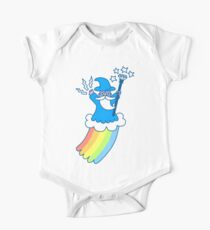 Rainbow Wizard One Piece - Short Sleeve