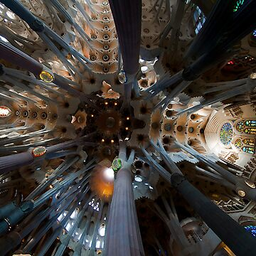 Sagrada Familia - Barcelona by muratodentro