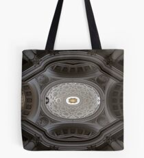 St Charles at the Four Fountains, Rome - ceiling Tote Bag