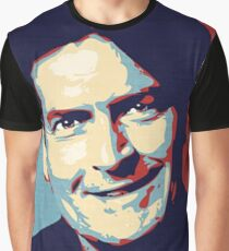 Winning, by Charlie Sheen Graphic T-Shirt