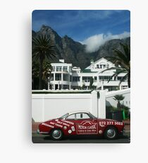 Motor Classic Canvas Print