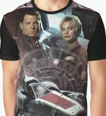 Battlestar Galactica Graphic T-Shirt