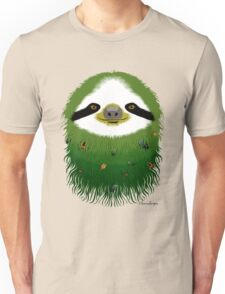 Sloth buggy - green Unisex T-Shirt