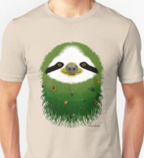 Sloth buggy - green Unisex T-Shirt