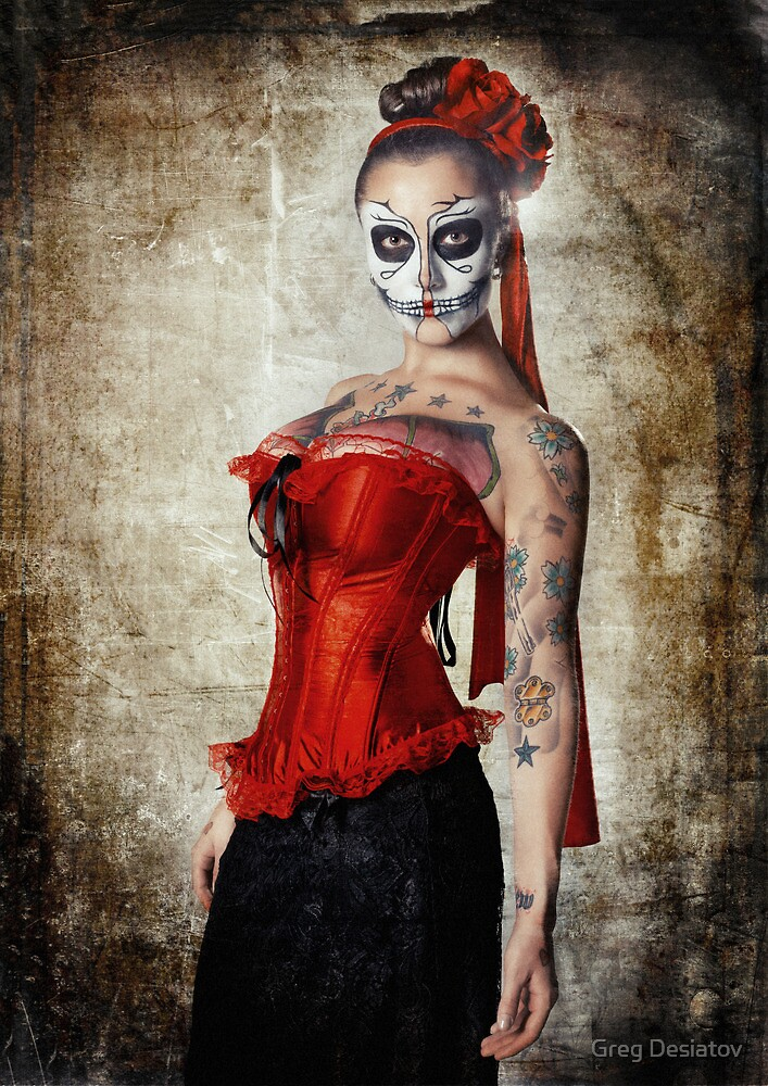 Day Of The Dead by Greg Desiatov