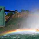 A Niagara Rain Bow by photographist