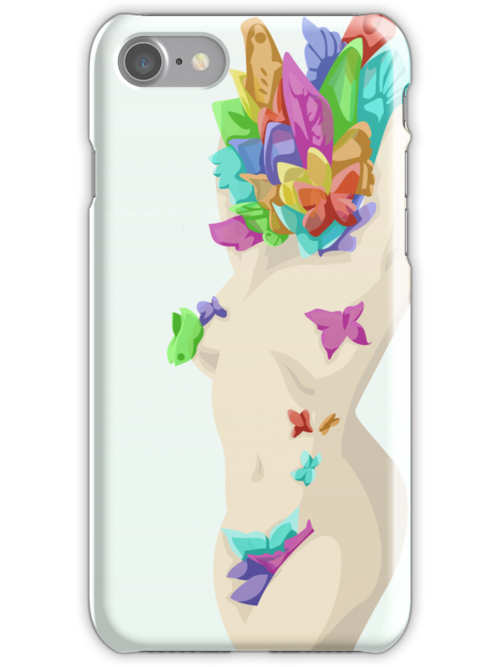 Vanity - Stickers and iPhone cover by everchangingINK