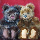 Edward & Daniel by Audrey Clarke