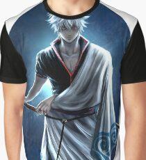 Gintoki Silver soul Graphic T-Shirt