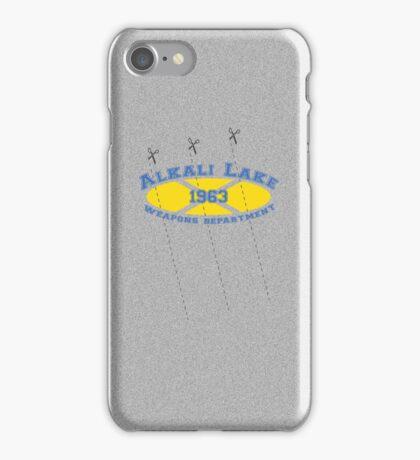 Alkali Lake iPhone Case/Skin
